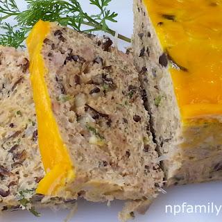 Steamed Egg Meatloaf Recipe (Chả Trứng Hấp)