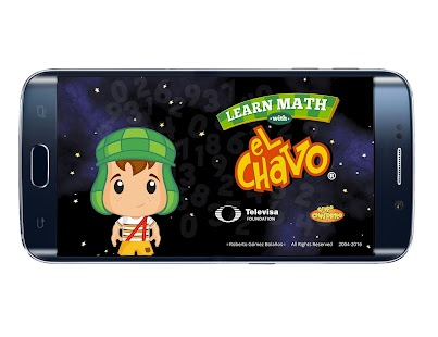 Learn Math with el Chavo- screenshot thumbnail