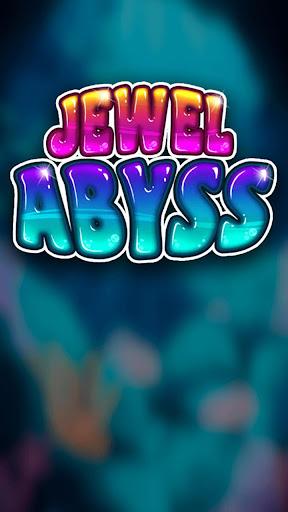 Jewel Abyss: capturas de pantalla de Match3 9