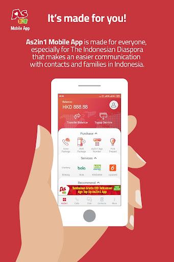 As2in1 Mobile 2.1.011 screenshots {n} 1