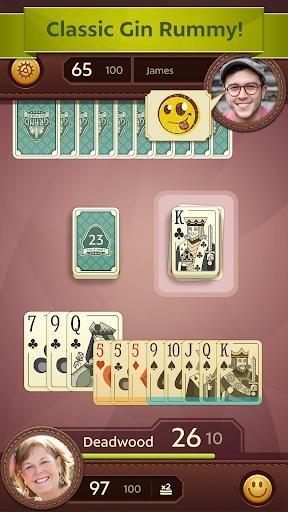 Grand Gin Rummy 2: The classic Gin Rummy Card Game  screenshots 1