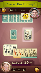 Grand Gin Online Rummy 2: The classic Gin Rummy Card Game App Download For Android and iPhone 1