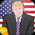 Donald Trump Soundboard Pro icon