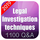 Legal Investigation Techniques 2019 Edition icon