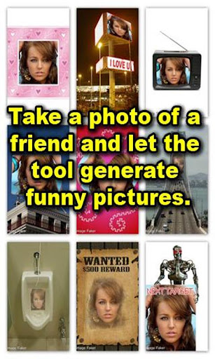 Image Faker