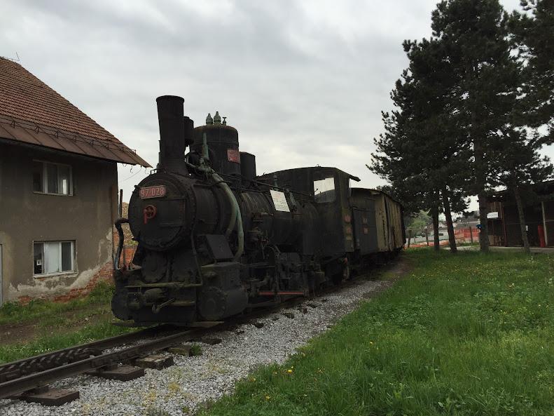 リュブリャナ 鉄道博物館