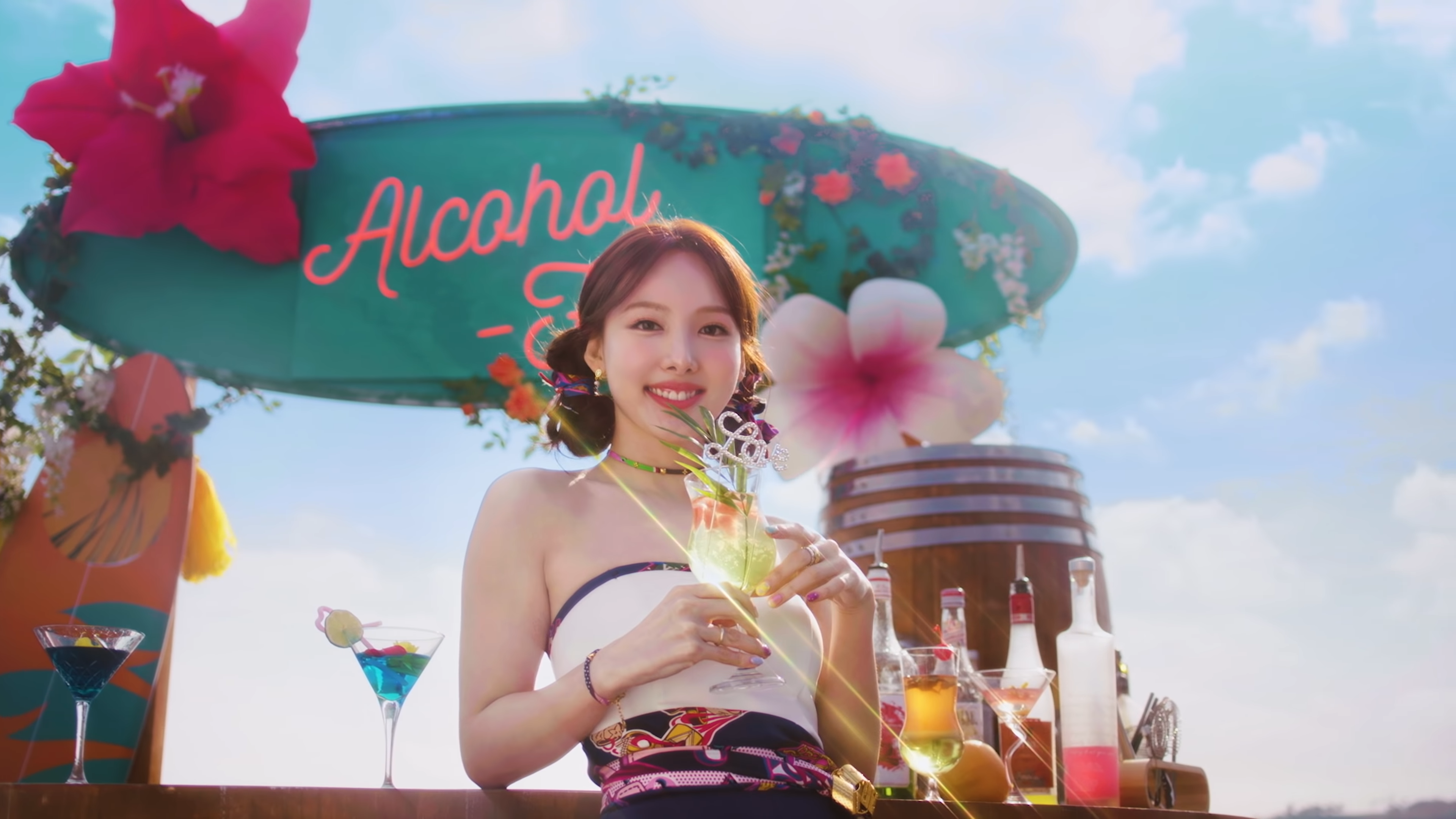 TWICE _Alcohol-Free_ M_V 0-17 screenshot