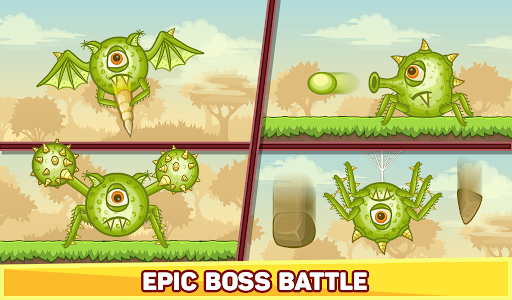 Bounce Ball 5 - Jump Ball Hero Adventure apktram screenshots 23