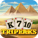 3 Pyramid Tripeaks Solitaire - Free Card Game Icon