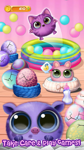 Smolsies - My Cute Pet House android2mod screenshots 7