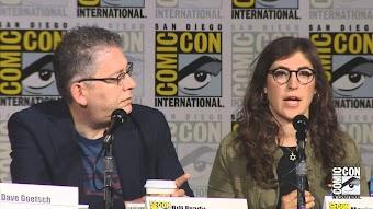 The Big Bang Theory: 2015 Comic-Con Panel