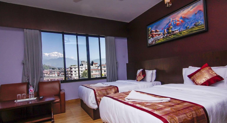 Hotel Trekkers Inn