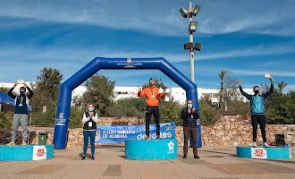 Una ultramaratón espectacular