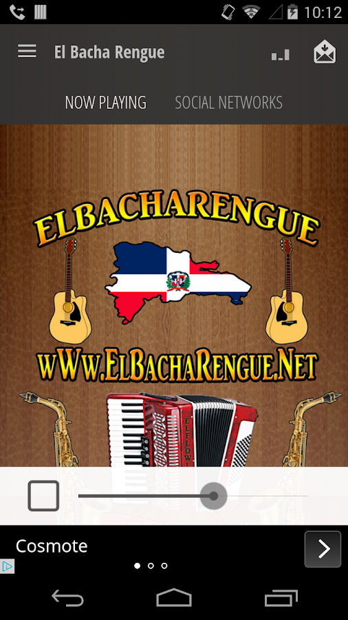 ElBachaRengue.Net- screenshot