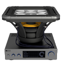 Subwoofer Speaker Wallpaper icon