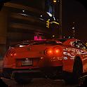 Drive Nissan GTR Drift Simulator icon