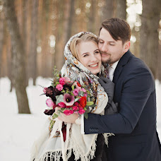 Wedding photographer Elena Dubrovina (HelenDubrovina). Photo of 03.03.2016