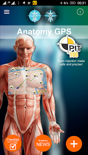 Anatomy GPS- screenshot thumbnail