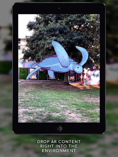 Screenshot ScopeX- AR Experiences