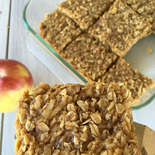 Apple Peanut Butter Bars Recipes