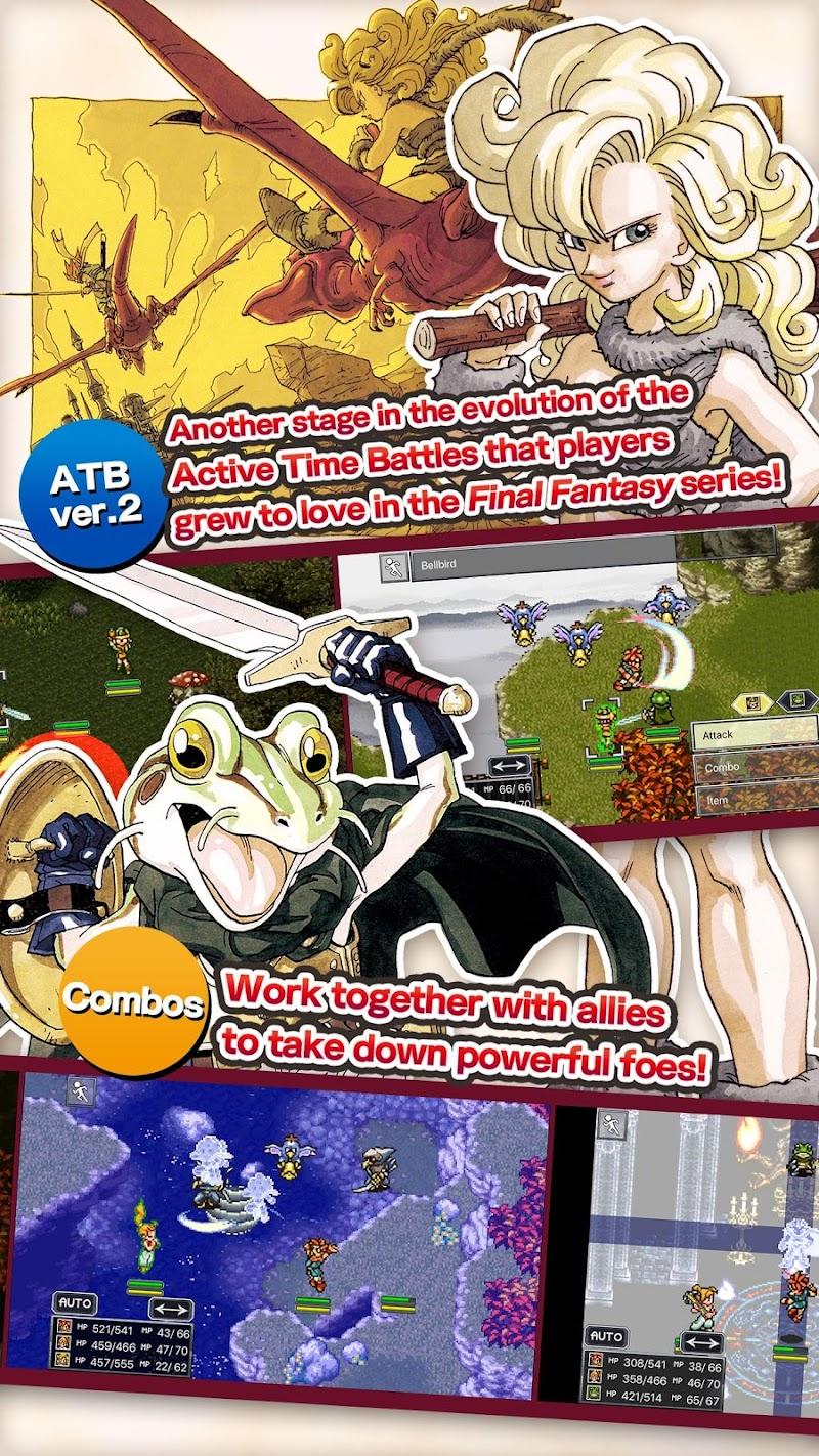 CHRONO TRIGGER (Upgrade Ver.) Screenshot 3
