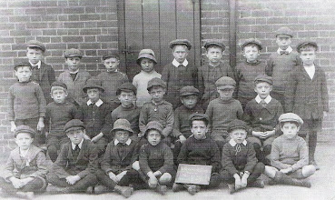 Photo: Wateringbury School Photo 1919