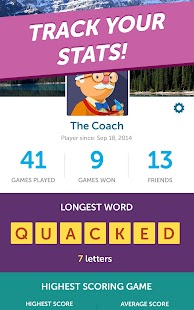 WordStreak by WordsWithFriends- screenshot thumbnail