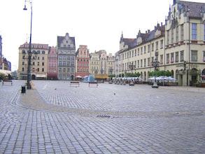 Photo: Der Marktplatz von Breslau