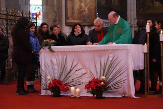 Photo: SIGNATURE DE LA CHARTE DE JUMELAGE